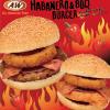 A&WのハバネロBBQバーガーを食べてみた訳だが