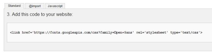CSSをインポートしよう!