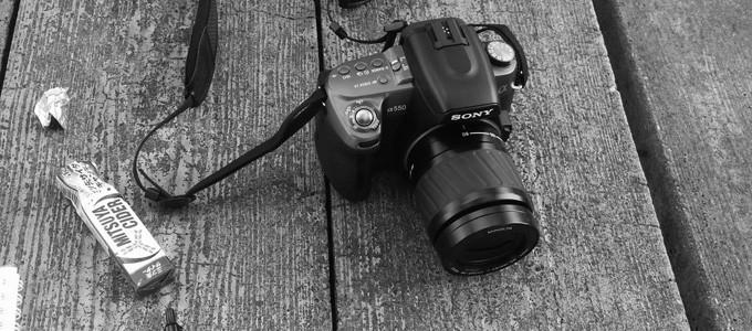 デジタル一眼レフカメラは男のロマンだ!!