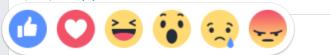 Facebookに追加されたボタン