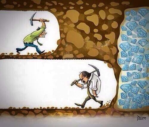 あと一歩の所で諦めるとはこういうことだ!